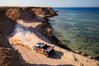 Peterhansel, imparable en el Rally Dakar