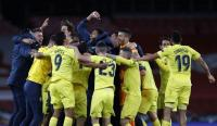 Villarreal y Manchester United, van por la Europa League